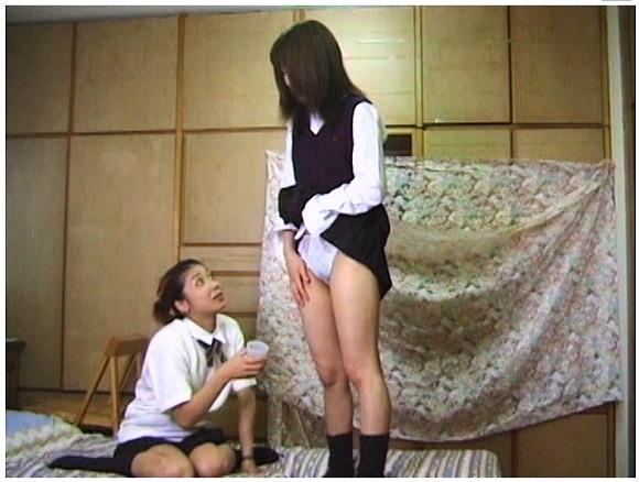 【お漏らし】『Panty Pissing -おもらし遊びに魅せられた少女たち-』他【画像+動画】
