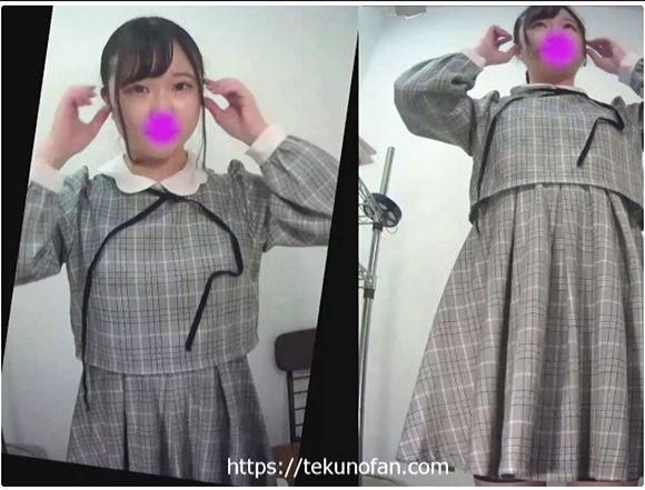 これぞバケモノおっぱい!!過去最高のデカさ&スケベさ!!推定Mカップ地下アイドル兼グラドルちゃん(20歳)