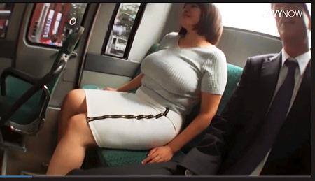 【痴女】杏美月。見るからにやばいJカップのデカ乳お姉さん!