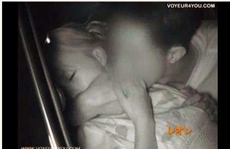 【個人撮影】カーセックス・かなりの美人なヤンキーと彼氏がセックス!