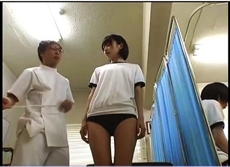 【盗撮動画】病院・とてもエロい偽物の医者です!