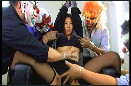 【個人撮影】ヒロイン・とてもエロい女捜査官の戦士ライナー!怪人が強姦レイプ。