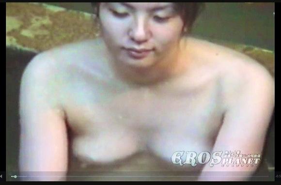 【無修正】美女だらけの温泉祭り エロスプラネット 盗撮入浴