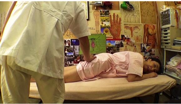 『鍼灸院すどう盗撮り下ろし3 生理があがっても女の子』