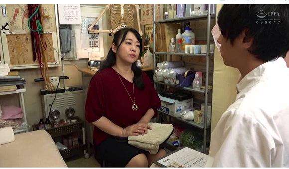 『鍼灸院すどう盗撮り下ろし 145センチの豆タンク巨乳奥さん』