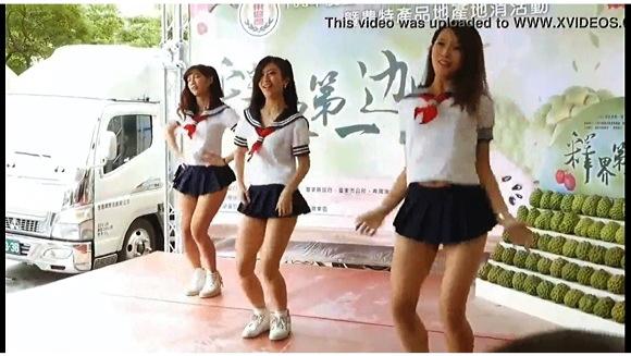 【ダンス】『3人のセクシーな女の子』他
