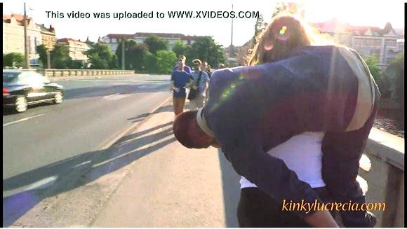 【M格闘】『キンキー・ルクレシアが彼氏をリフトして運びます』他【動画】