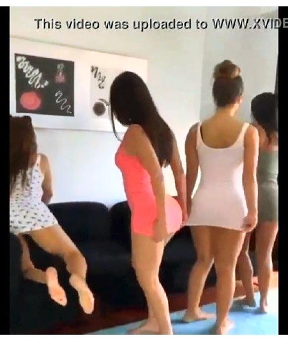 【お宝】『豊富な脚、パンツ、お尻』他【動画】