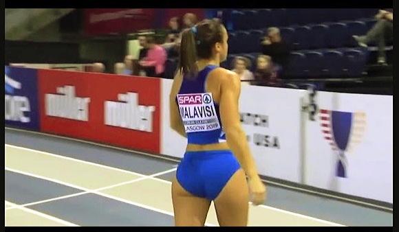 アスリート+Florentina Iusco+Sonia Malavisi+Nastassia Mironchyk-Ivanova