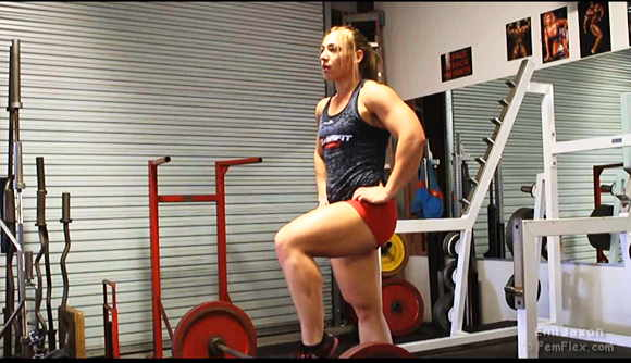 筋肉+EmiJaxon+femflex5+Petra+まなかかな+雪永みう