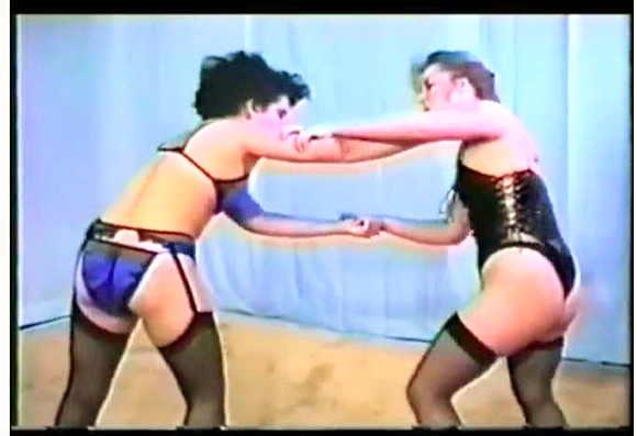 キャットファイト+女子ボクシング+女子プロレス