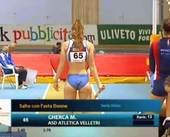 アスリート+Maria Roberta Gherca+Dovile Kilty+Kristin Gierisch
