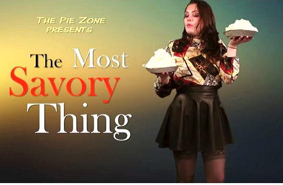 パイ投げ+The Pie Zone
