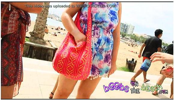 ビーチ+Boobs On The Beach