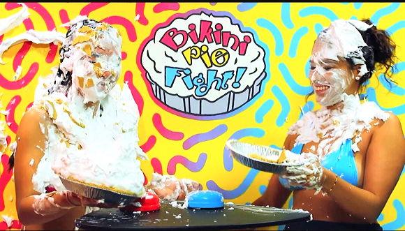 The Pie Zone+Wet & Messy