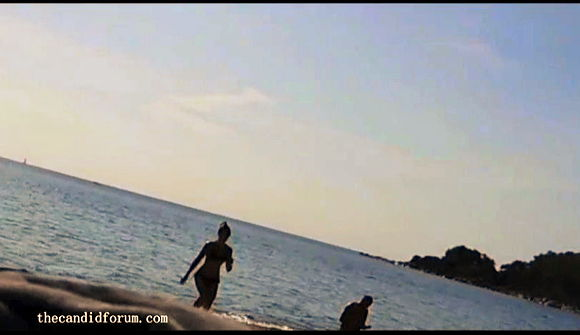 Nikomaster+水着+ビーチ