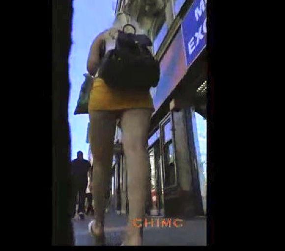 街撮り盗撮