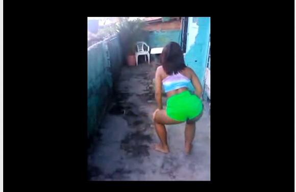 [盗撮]いやらしすぎるレゲエダンサー!女友達が踊ってます!ダンス盗撮動画です!