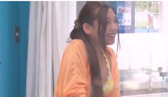 【マジックミラー号】歴史に残る美少女!水着で拉致されてきました!【武井麻希】