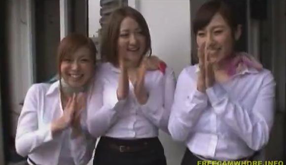 【マジックミラー号】小沢アリス 長澤あずささん他のマッサージ師がすごいサービス!男の潮吹きですわ!