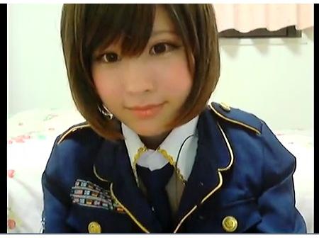 壮絶に可愛い美少女がコスプレの婦人警官!ドスケベなブロードキャスト放送!:無料まとめアンテナ