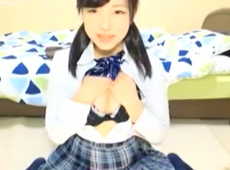 芸能界でアイドルをやれるレベルの可愛い美少女jk!貧乳でマスターベーション!:無料まとめアンテナ