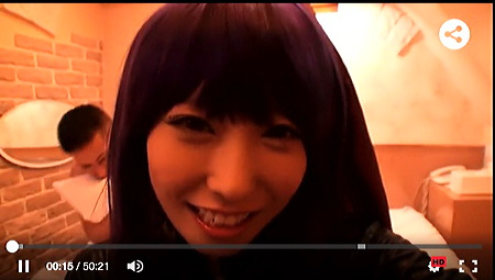 人気のコスプレイヤー、有村千佳さんがファン感謝祭!ラブホテルで乱交!