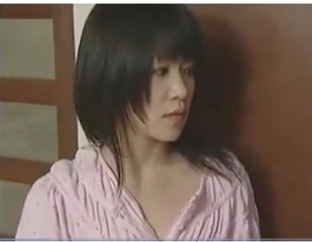 【河中彩乃】押入れでオナニーばかりしている淫乱な連れ子!再婚父がデカチンを挿入してしまいます。