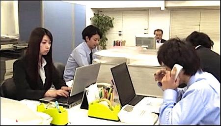 【竜二】これはやばい美人なのに淫乱すぎるオメコOL!会社でセックスしてます。