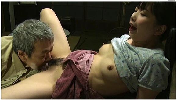 『中年男のやってはならないワイセツな性的いたずら』【サンプル動画+画像36枚+ヘンリー塚本+エロドラマ+FAプロ】