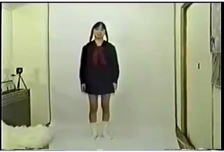 【個人撮影】芸能界のオーディションです!と騙して素朴なjkをレイプするおっさん!