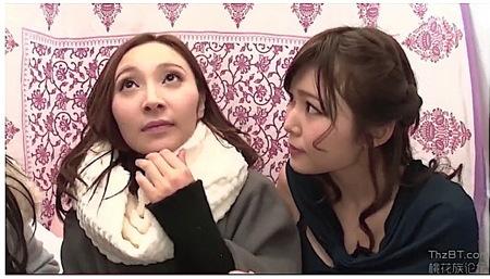 【素人ナンパ】女監督ハルナが女友達どうしを捕獲してレズビアンをしたら賞金!