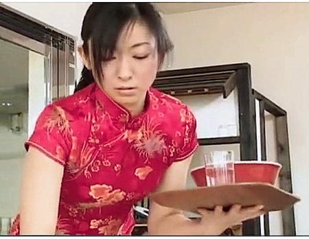 【ヘンリー塚本】中華料理屋で店員しているデカパイ妻が借金で強姦レイプされる!小池絵美子・ながえスタイル