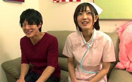【小倉ゆず】童貞の家にFカップ看護婦が行きファックする!