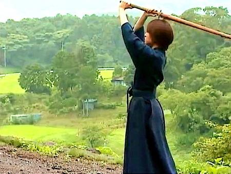 【ヘンリー塚本】剣道!清楚なロリータ美少女が叔父とファック!