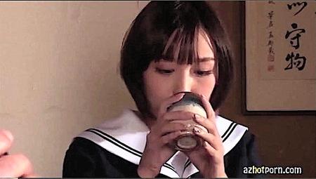 【ヘンリー塚本】可愛い美少女のjk!お爺ちゃんが緊縛調教する!阿部乃みく