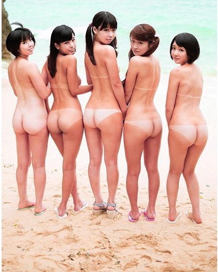 【ハーレム】16人夏の女子校生!夏休みのjkと全裸パーティ!