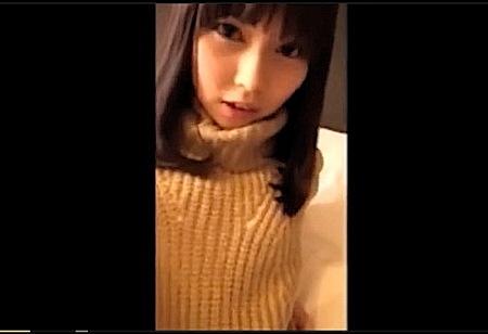 【美少女】ハメ撮り個撮!美人で可愛い美少女すぎる女子大生と交際!