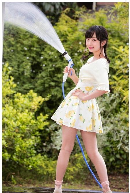 【神坂ひなの】超大量潮吹き!可愛い美少女すぎるロリータが初めてイクイク体験!