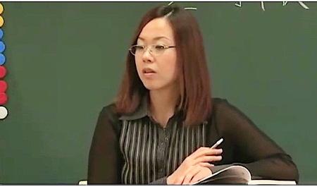【ヘンリー塚本】国語の試験!変態すぎる真面目教師が生徒を誘惑!杉本蘭