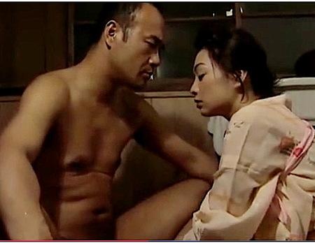 【ヘンリー塚本】若い女中が旦那様のおチンチンを手洗い!川嶋あみ・君島冴子