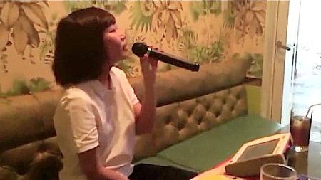 【個人撮影】カラオケ熱唱!可愛い美少女の本物jkとエッチ!
