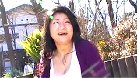 【熟女】五十路熟女!貫禄の中年女は初撮りAVで潮吹きファック!