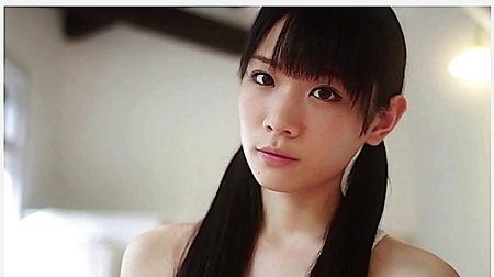 【末永みゆ】イメージビデオ!さすがにレベルの高いモデルがセクシーランジェリー!
