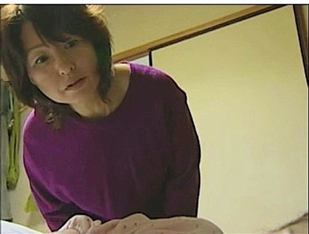 【ヘンリー塚本】実の母親がレズビアンに目覚めて襲ってくる恐怖!里中亜矢子