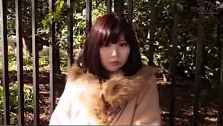 【彩城ゆりな】ビッチな女!可愛い美少女と公園デートしてラブホテル!
