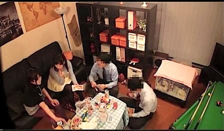 【素人ナンパ】相席居酒屋!ナンパしてヤリ部屋で二次会!