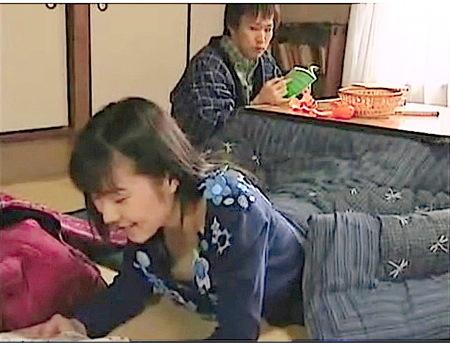 【ヘンリー塚本】デカパイの姉がお父さんとセックス!及川ひな多