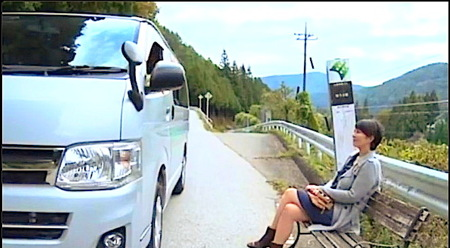 【ヘンリー塚本】ご無沙汰の中年女はおっさんと車でナンパファック!円上ひとみ
