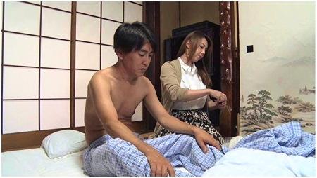 【ヘンリー塚本】妻の密会!夫がインポなのでゲス不倫したデカパイ奥さま!風間ゆみ